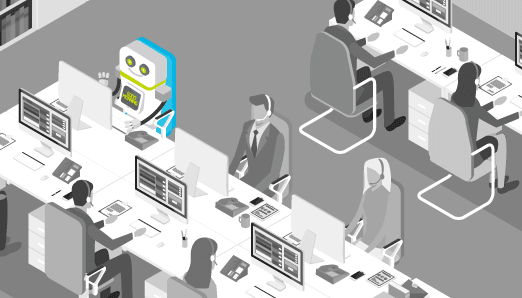 telemarketing robot